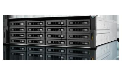 QNAP, REXP-1620U-RP, 16-Bay, SAS, 12gb, Expension, Unit, for, Enterprise, Models, Without, Rail, Kit, 3, yr, AR, Warranty, (NO, RAIL),
