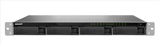 QNAP, TS-977XU-1200-4G, 9-Bay, NAS, AMD, Ryzen™, 3, 1200, 4-core/4-thread, 3.1, GHz, processor, Turbo, Core, 3.4, GHz, 4, GB, UDI,