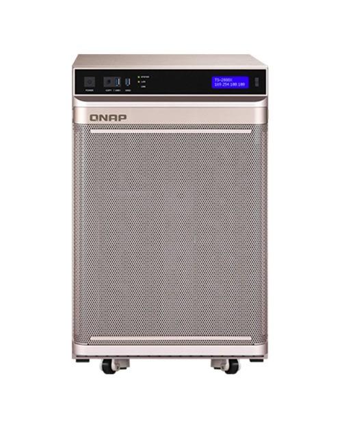 TS-2888X-W2123, NAS, TOWER, 4, CORE, 3.6, GHZ, CPU, 28, BAY, 32, DDR4, ECC, GB, RAM,