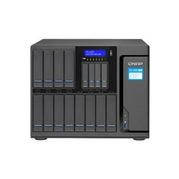 TS-1685-D1521-16G-550W, NAS, TOWER, XEON, 4, CORE, 2.6GHZ, 16X, SATA6, HDD, 16GB, NON-ECC, RAM,
