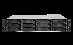 QNAP, TS-1273U-8G, 12BAY, NAS(NO, DISK), RX-421ND, 8GB, 10GbE,