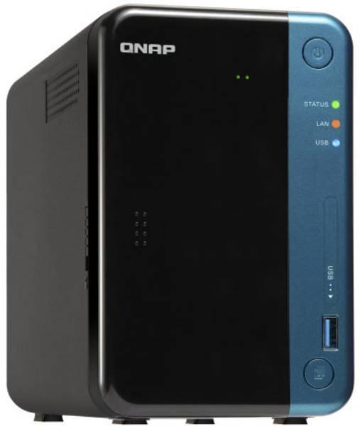 QNAP, TS-253BE-4G, NAS, server, casing, 2, Bay, QUAD, CORE, 2.3GHZ, INTEL, CELERON, CPU, 2X, SATA6, HDD, MAX, 4GB, DDR3, RAM,