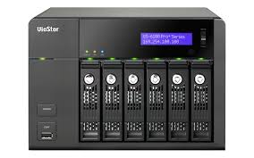 QNAP, VS-6112Pro+, 6, Drive, 12, Channel, NVR, with, local, HDMI, RAID, 0/1/5/5+/6/6+, 2, x, GbE, max, 330Mbps, 2, year, Return, to, Ba,