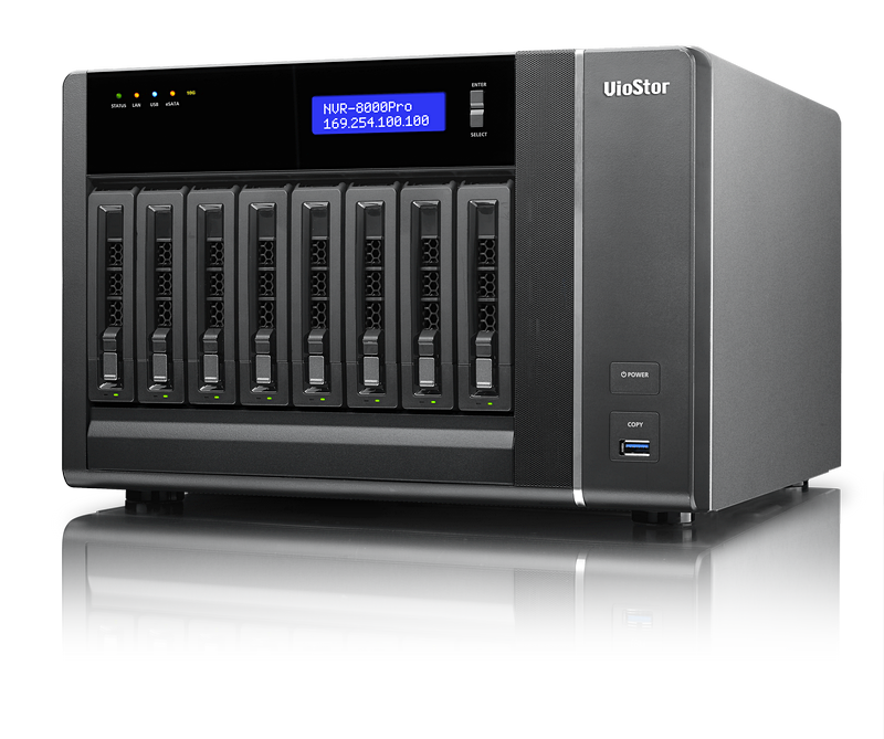 24CH, 2U, RACK, NVR, 24TB, MAX, 3.3GHZ, INTEL, CORE, I3, PROCESSOR, 8X, HDD, BAY, 4GB, RAM, 400MBPS,
