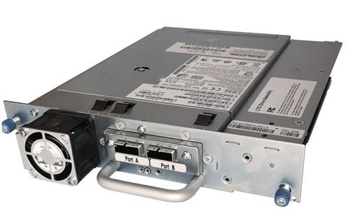 Quantum, Scalar, i3, IBM, LTO-8, Tape, Drive, Module, Half, Height, 8Gb, native, Fibre, Channel, Single, Port,