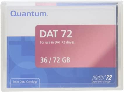 Quantum, DAT72, 170m, 36, /, 72GB, Data, Cartridge, for, all, DAT72, Tape, Drives,