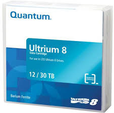 Quantum, Data, Cartridge, LTO, Ultrium, 8, (LTO-8),