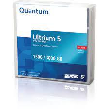 Quantum, Data, Cartridge, LTO, Ultrium, 5, (LTO-5), 1.5TB, Native,