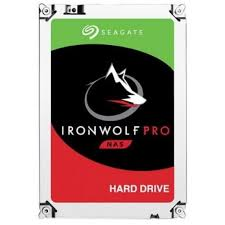 SEAGATE, IRONWOLF, PRO, 2TB, SATA, 3.5IN, 128MB, 7200RPM, ENTERPRISE, Network, Attached, Storage,