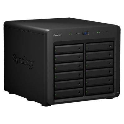 Synology, DS3617xs, DiskStation, 12-Bay, Network, Attached, Storage,