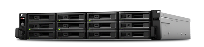 Synology, RX1217sas, RackStation, Expansion, add, on, 12, for, FS3017, &, RS18017xs+,