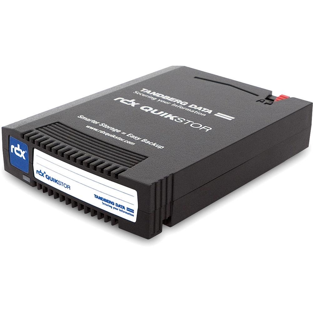 Tandberg, RDX, 1.0TB, Cartridge, (single),
