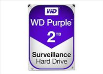 3.5, WD, PURPLE, 2TB, INTELLIPOWER, 64MB, SATA, III, (6Gbps),