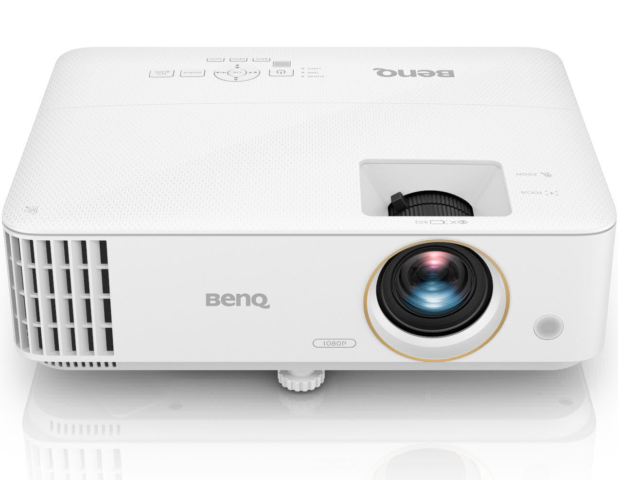 BenQ, TH585, DLP, Projector, Full, HD, 3500ANSI, 10000:1, 3D, Gaming, Projector,