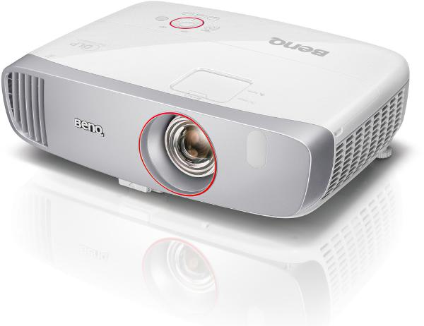 BenQ, W1210ST, DLP, Projector, FHD, 2200, Lumens, Home, Theatre, Projector,