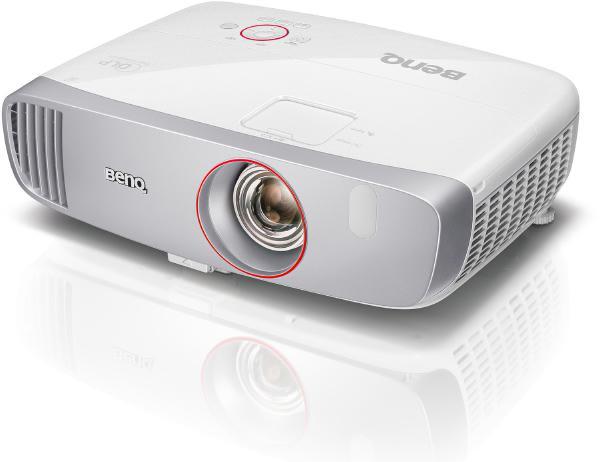 BenQ, W1210ST, DLP, Projector, FHD, 2200, Lumens, 15000:1, HDMI, 10W, x2, 3D, BluRay, Ready,