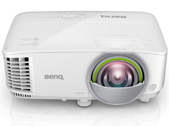 BenQ, EW800ST, Short, Throw, WXGA, 3300, Lumens, DLP, Smart, Projector, with, Android,
