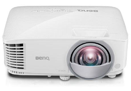 BenQ, MW826ST, WXGA, 3400, Lumen, DLP, Short, Throw, Projector,
