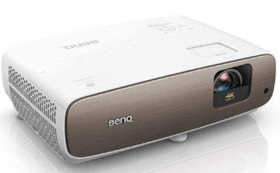 BenQ, W2700, DLP, 4K, UHD, 2000, Ansi, 30000:1, Contrast, Projector,