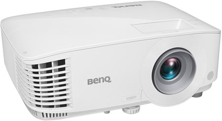 Benq, MH733, 1080P, HD, 4000, Lumen, Projector,