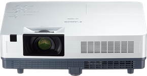 Canon, LV7297A, XGA, 2600, ANSI, 3LCD, Portable, Multimedia, Projector,
