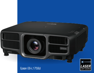 Epson, EB-L1755UNL, WUXGA, 15000, lumen, no, lens, Instillation, Projector,