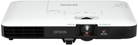 Epson, EB-1780W, WXGA, 3000, ANSI, Ultra-mobile, business, projector,
