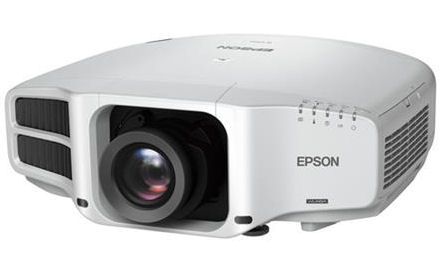 Epson, EB-G7400UNL, WUXGA, 5500, ANSI, 3, LCD, Installation, projector,