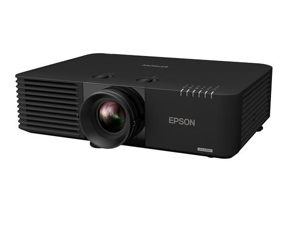 Epson, EB-L615U, WUXGA, 6000, Lumen, Laser, Projector, with, Std, lens, -, Black,