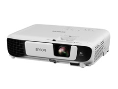 Epson, EB-X41, XGA, 3LCD, 3600, ANSI, 15, 000:1, Contrast, Projector,