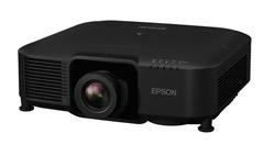 Epson, EB-PU1008B, WUXGA, 8500, Lumens, Black, Laser, HDBASE-T, Projector,