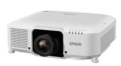 Epson, EB-PU2010W, WUXGA, 10000, Lumens, White, Laser, HDBASE-T, Projector,