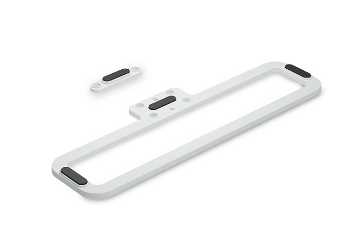 FLOOR, STAND, FOR, EV-100, (WHITE),