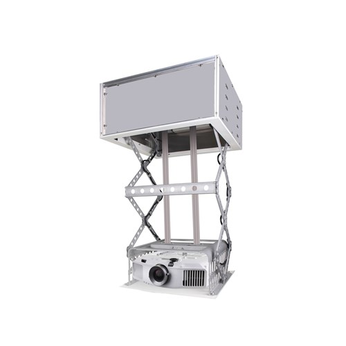 Grandview, Projector, Lift, Slim, installation, space, with, Box, Drop, -, 1000mm, Suitable, projector, size, 440mm(w), 480mm(d), 1,