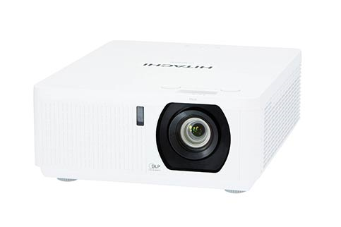 Hitachi, LPWU6500, WUXGA, 5000, ANSI, Lumens, Laser, Light, Projector,