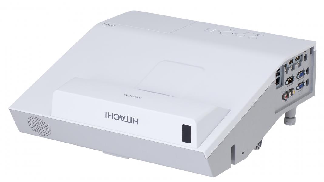 Hitachi, CP-TW3506, 3800, Lumen, WXGA, 16:10, Interactive, UST, projector,