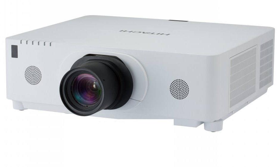Hitachi, CPWU8600W, 6000, Lumen, WUXGA, Projector, with, Bonus, Std, Lens,