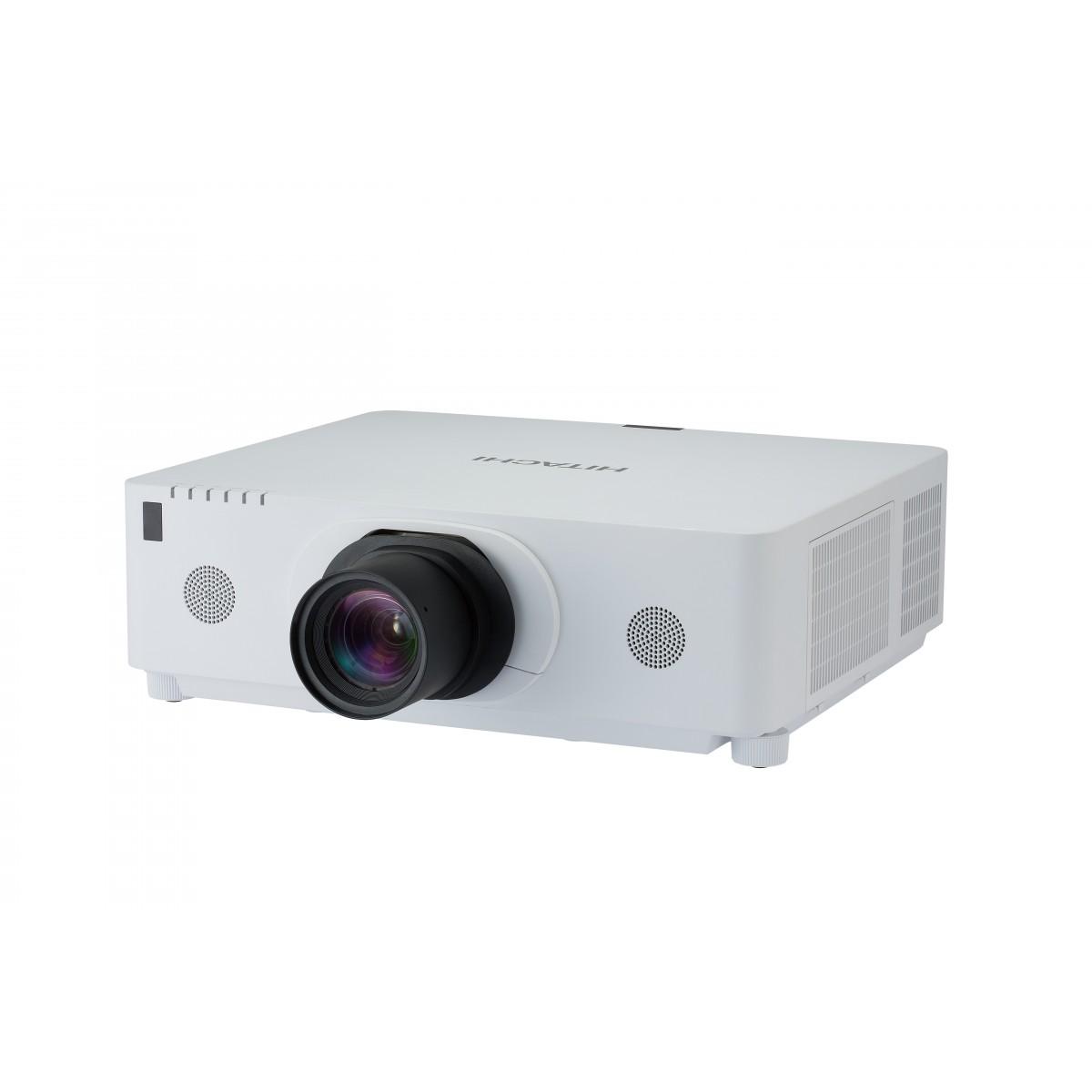 Hitachi, CPWX8650W, installation, 6500, Lumens, WXGA, Projector, No, Lens, HDBaseT,