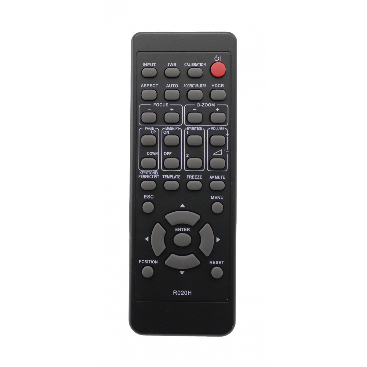 Hitachi, HL03033, -, Remote, control, for, CPAW3003M, Projector,