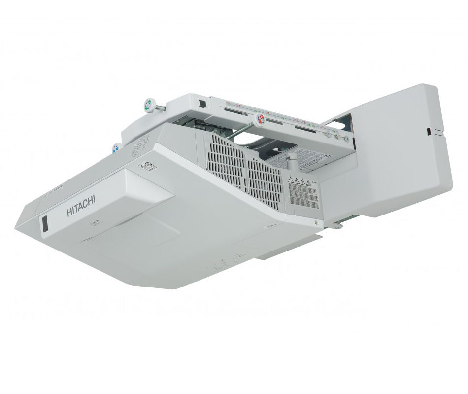 Hitachi, CPAW3005M, Ultra, Short, Throw, 3300, Lumen, WXGA, Projector, with, Mount,
