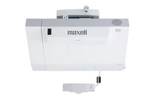 Maxell, MCTW3006, WXGA, 3700, ANS, Interactive, UST, Projector, with, Wall, Mount,