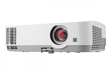 NEC, ME361XG, LCD, Projector/, XGA/, 3600ANSI/, 12000:1/, HDMI/, 20W, x1/, LAN, Control/, USB, Display,
