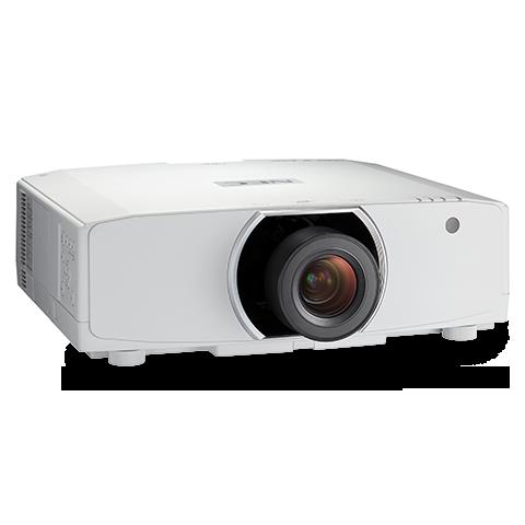 NEC, PA653UG, LCD, Projector/, WUXGA/, 6500ANSI/, 8000:1/, HDMI, DP, HDBase, T/, 3D, Ready,