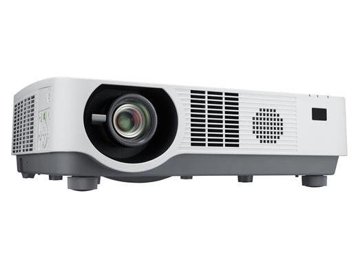 NEC, P502WLG, WXGA, 5000, Lumen, Laser, Projector,