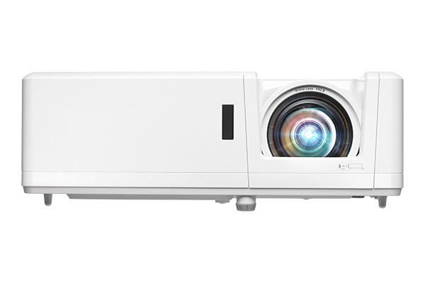 Optoma, ZH406ST, 1080p, 4200, Lum, Bright, Short, Throw, Laser, Projector,