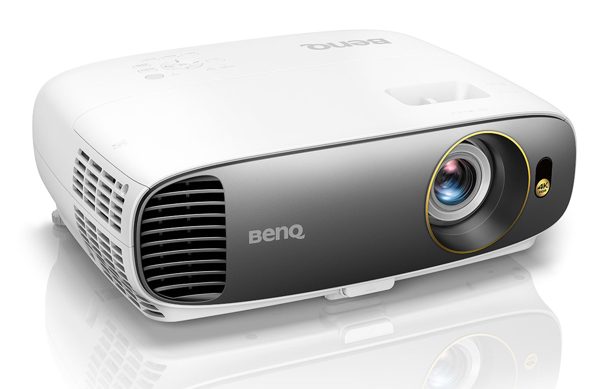 BenQ, W1700, DLP, Projector, 4K, 2200ANSI, Home, Theatre, Projector,