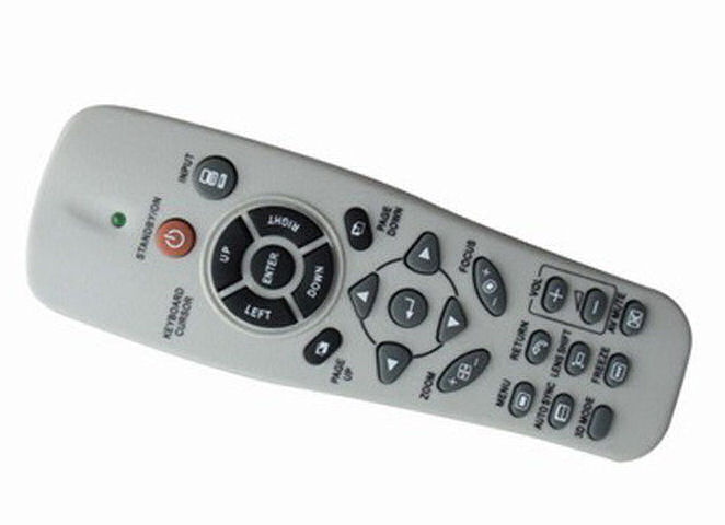 Remote, Control, For, Vivitek, DLP, Projector,