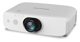 Panasonic, PT-EZ590E, 5400, ANSI, WUXGA, LC, D, INSTALLATION, PROJECTOR, WITH, HD-BASET,