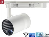 Panasonic, PT-JX200GBE, XGA, 2000, Lum, Space, player, Projector, with, Light, -, White,