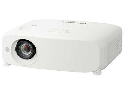 School And Church Hall/Panasonic: Panasonic, PT-VZ585N, 5000, Lum, WUXGA, 16K:1, Contrast, HD-BaseT, WIFI, Projector,
